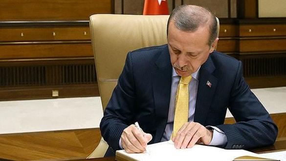 Son dakika... Başkan Erdoğan'dan kritik atamalar